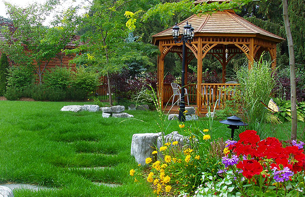 Tony Chow's Garden